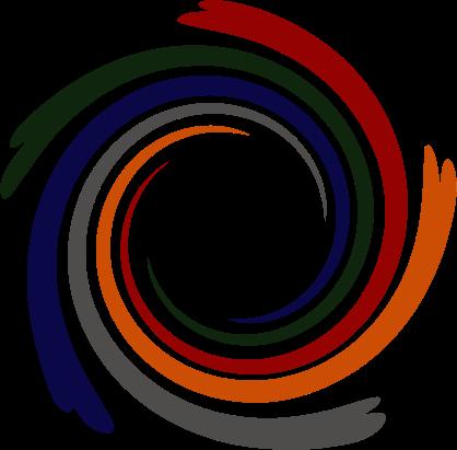 Logo von free-flow-shiatsu für weißen Untergrund